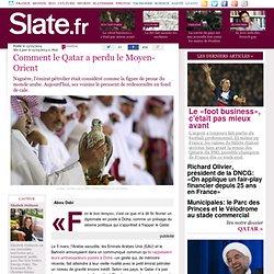 Comment le Qatar a perdu le Moyen-Orient