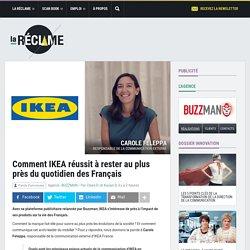 Comment IKEA réussit à rester au plus près du quotidien des Français