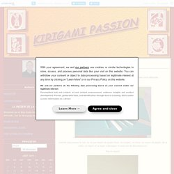 Comment Realiser Une Carte En Kirigami