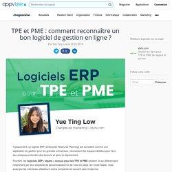 TPE et PME : comment reconnaître un bon logiciel de gestion en ligne ?