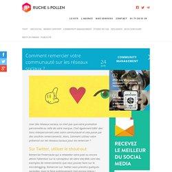Comment remercier votre communauté sur les réseaux sociaux ?