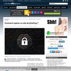 Comment repérer un site de phishing ?