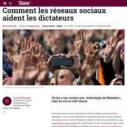 Comment les réseaux sociaux aident les dictateurs