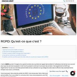 ▷ RGPD: Qu'est-ce que c'est et comment respecter ce règlement