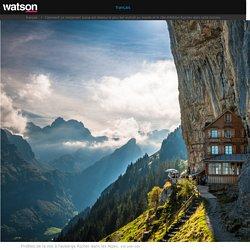Comment un restaurant suisse est devenu le plus bel endroit au monde et le rôle d'Ashton Kutcher dans cette histoire