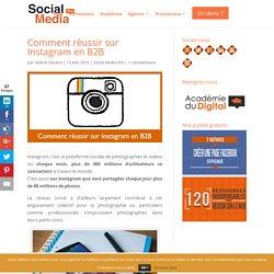 Comment réussir sur Instagram en B2B