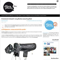 Cours photographie et stages photo partout en France