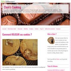 Comment REUSSIR ses cookies ?