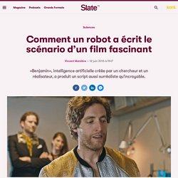 Comment un robot a écrit le scénario d'un film fascinant