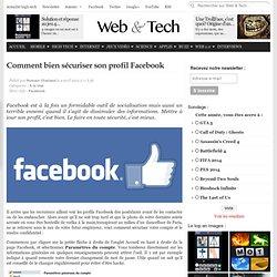 Comment bien sécuriser son profil Facebook