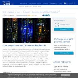 Comment créer un serveur DNS à partir d'un Raspberry Pi ? - IONOS