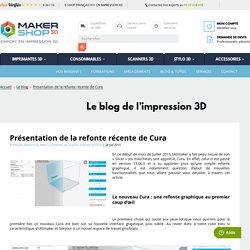 Comment se servir de Cura 15.06.X ? - Makershop.fr