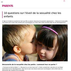 Comment on fait les bébés : l'éveil à la sexualité des enfants - PARENTS.fr
