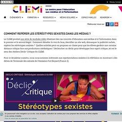 Comment repérer les stéréotypes sexistes dans les médias ?- CLEMI
