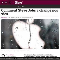 Comment Steve Jobs a changé nos vies