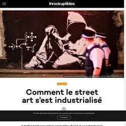 Industrie et histoire Street Art Inrocks
