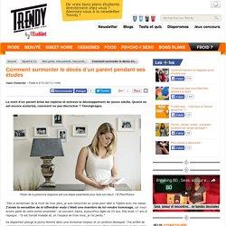 Myself & Co : Comment surmonter le décès d'un parent pendant ses études - L'Etudiant Trendy