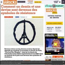 Comment un dessin et une devise sont devenus des symboles de résistance