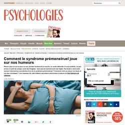 Syndrome prémenstruel et humeurs de chienne