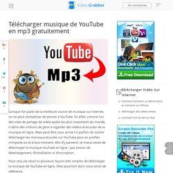 Comment télécharger la musique YouTube en ligne
