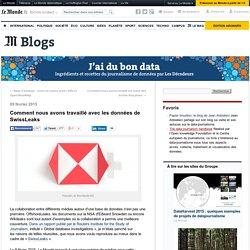 Comment nous avons travaillé avec les données de SwissLeaks