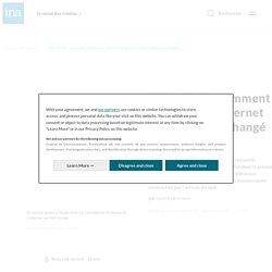 1989-2019 : comment trente ans d'Internet et de web ont changé les médias