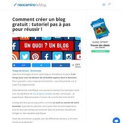 Comment créer un blog gratuit : tutoriel pas à pas pour réussir !