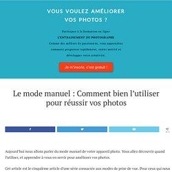 Le mode manuel : Comment bien l'utiliser pour réussir vos photos [Apprendre la photo] Nicolas Croce Photo