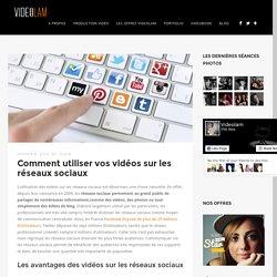 Comment utiliser vos vidéos sur les réseaux sociaux - Videolam.com