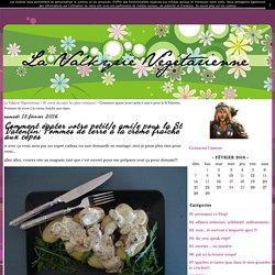 Comment épater votre petit/e ami/e pour la St Valentin: Pommes de terre à la crème fraîche aux cèpes