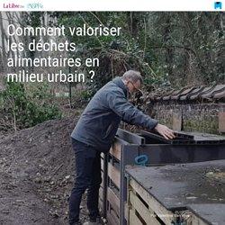 Comment valoriser les déchets alimentaires en milieu urbain ?