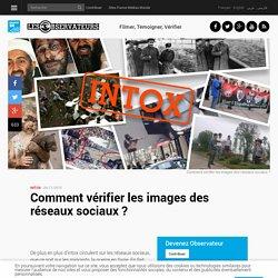 France24 : Comment vérifier les images des réseaux sociaux ?
