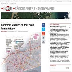 Comment les villes mutent avec le numérique