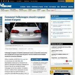 Comment Volkswagen réussit à gagner autant d'argent