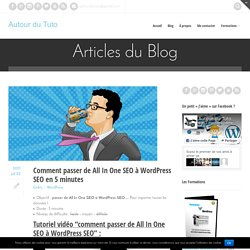 Comment passer de All In One SEO à WordPress SEO en 5 minutes