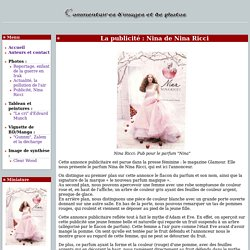 Commentaire d'images et de photos