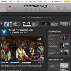 Commentaires - Page 2 - Quand François Hollande s'applaudit tout seul