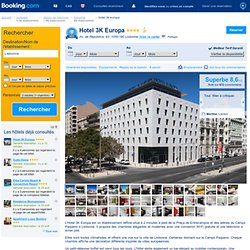 Hotel 3K Europa , Lisbonne, Portugal - 872 Commentaires Clients