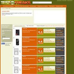 Lecteur MP3 Commentaires et Avis Trouver les meilleurs Lecteurs MP3