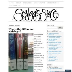 Senga's Space | Commentary about being a school librarian
