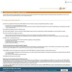 Artisans et commerçants : les régimes d'imposition
