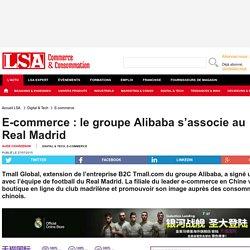 E-commerce : le groupe Alibaba s'associe au...