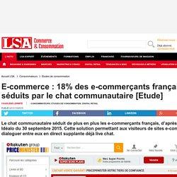 E-commerce : 18% des e-commerçants français...