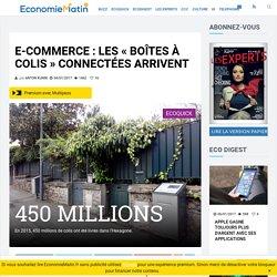 E-commerce : les « boîtes à colis » connectées arrivent