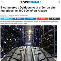 E-commerce : Delticom veut créer un site logistique de 100 000 m² en Alsace