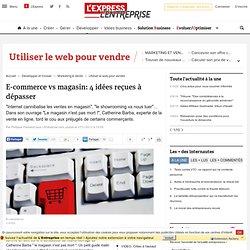e-commerce vs magasin: 4 idées reçues à dépasser