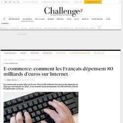 E-commerce: comment les Français dépensent 80 milliards d'euros sur Internet