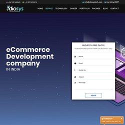 Best E-commerce Development Company in India