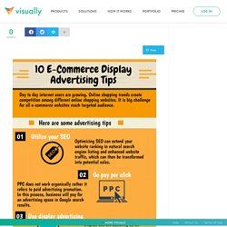 10 E-Commerce Display Advertising Tips