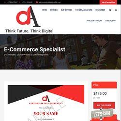 E-commerce website design training courses